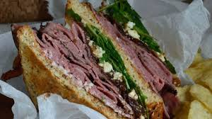 House Roast Beef Sandwich Image