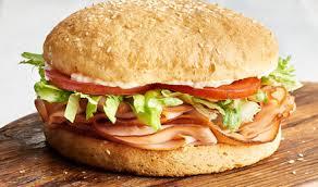 Cajun Chicken Breast Sandwich Image