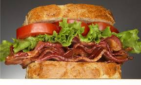Bacon Sandwich Image