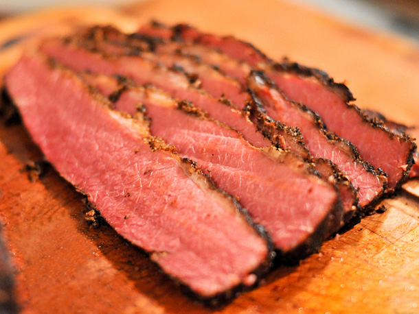 Montreal Smoked Meat Image