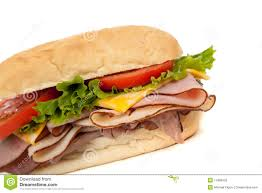 Assorted Meat Sandwich Image