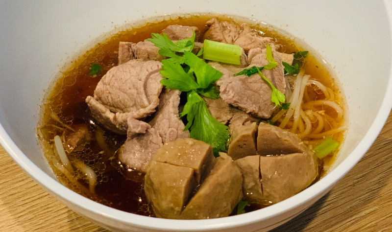 Beef Noodles Soup (ต.เนื้อ) Image