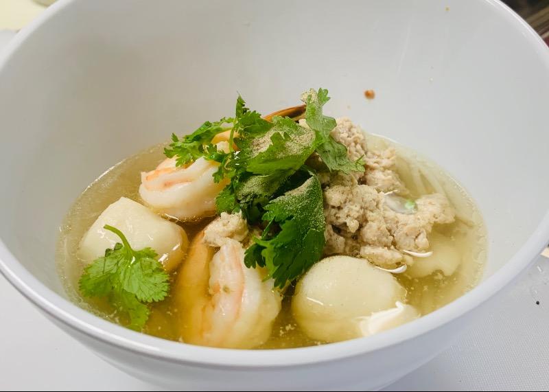 Combo Noodles Soup (ต.รวม)
