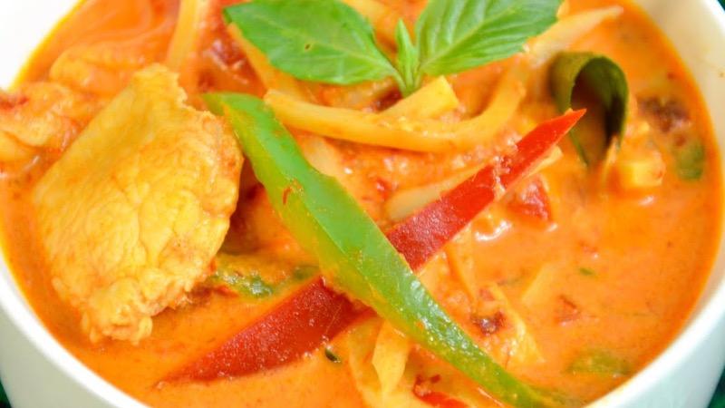 Red Curry (แกงแดง) Image