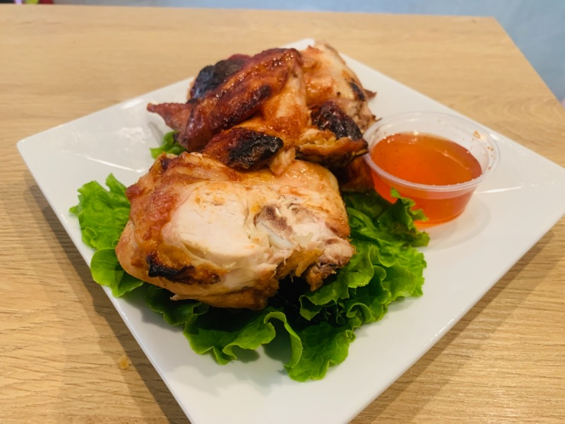 Roasted Chicken (ไก่ย่าง) Image