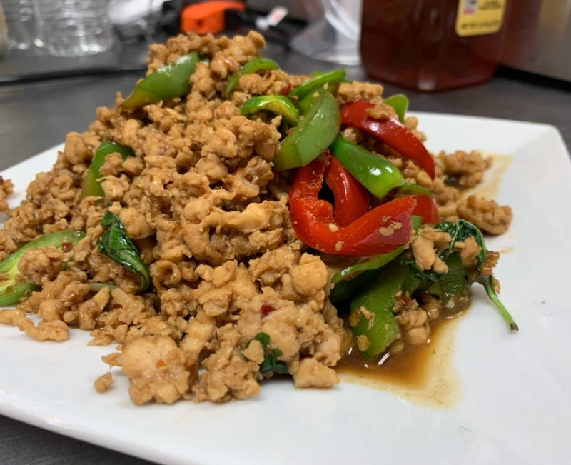 Spicy Basil (กระเพรา) Image