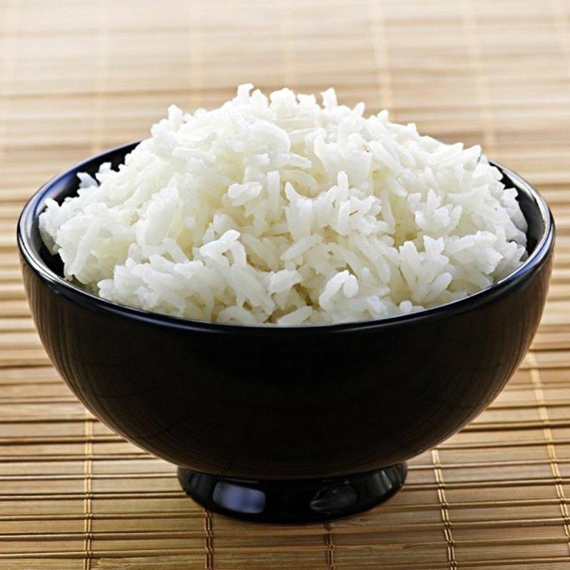 Steamed Jasmine Rice Image