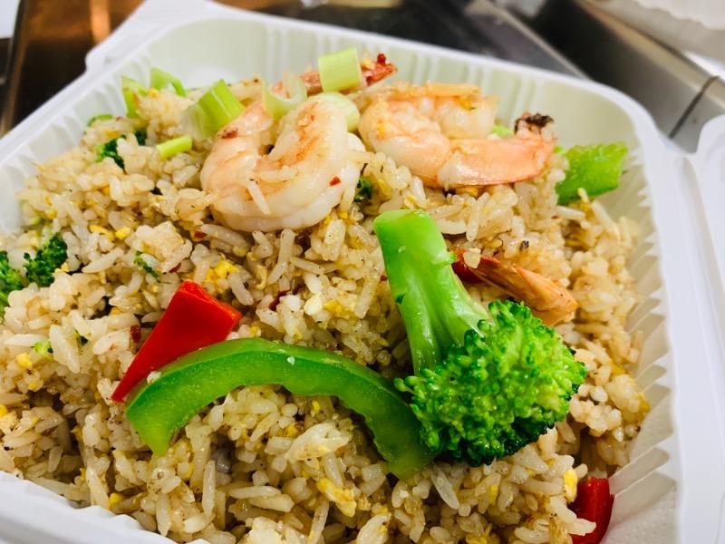 Spicy Fried Rice (ข.ขี้เมา) Image