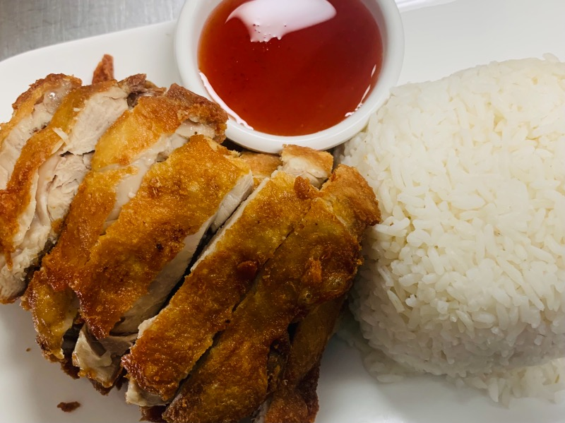 L2. Crispy Chicken (L2.ไก่ทอด) Image