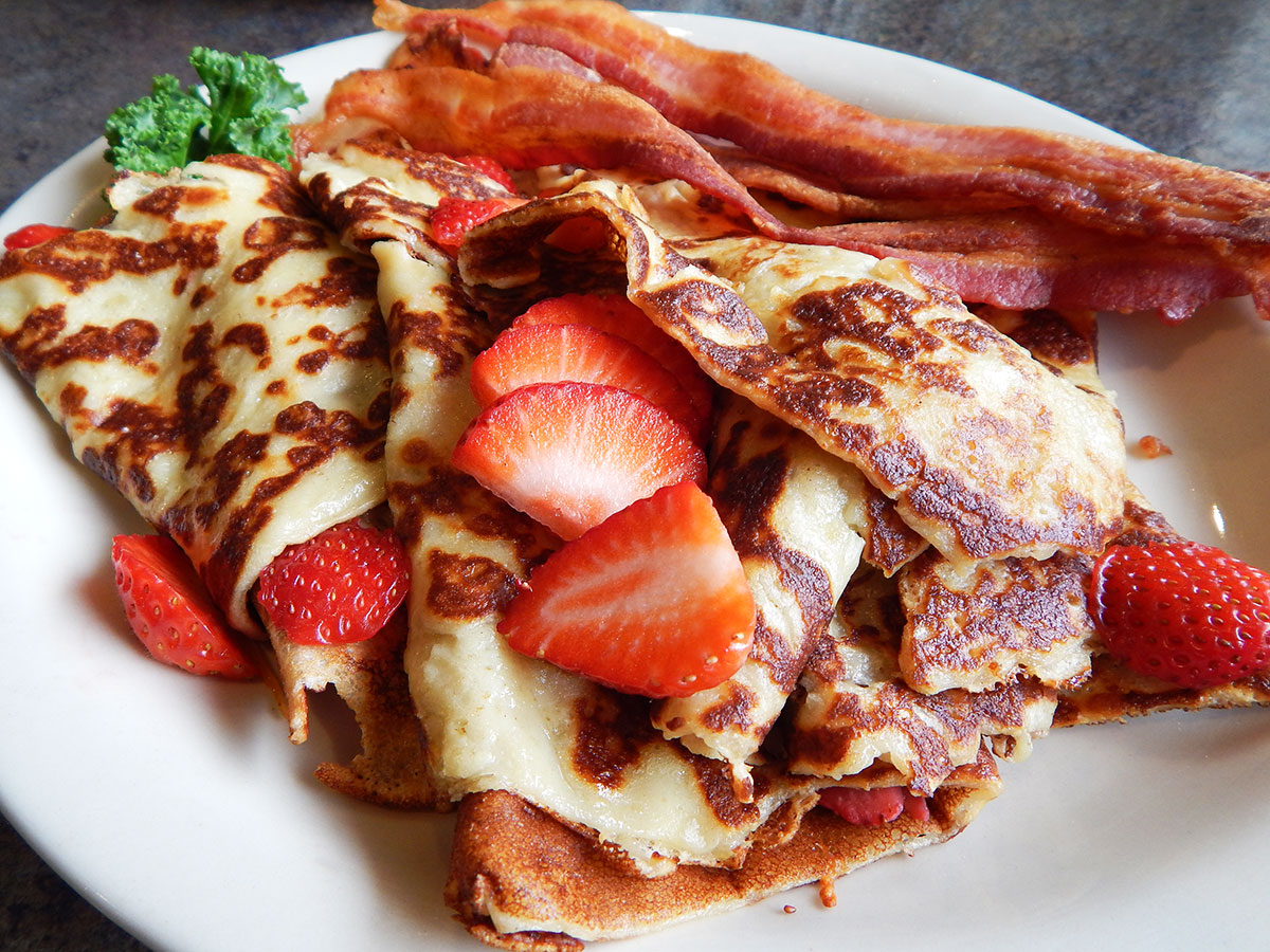 Swedish Pancakes Image
