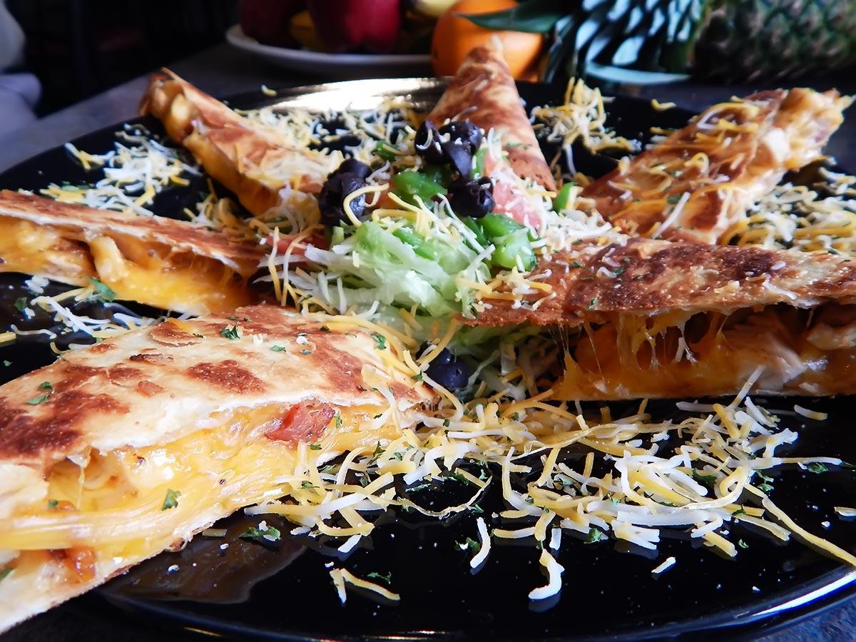 Mexican Quesadilla Image