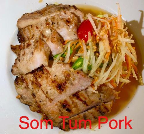 Som Tum Pork Image