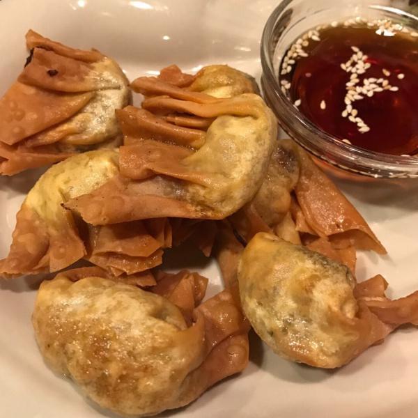 Cabbage & Mushroom Dumplings