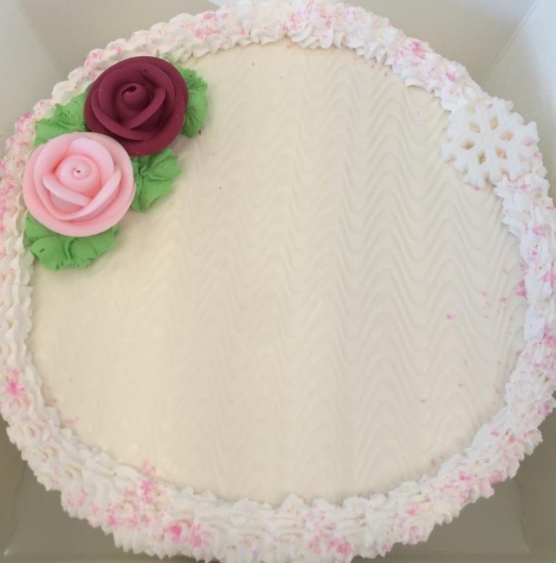 Ice Cream Cake (Hard) Image
