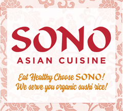 Sono Asian Cuisine - Arlington