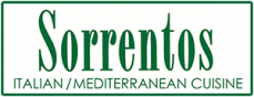 sorrentos Home Logo