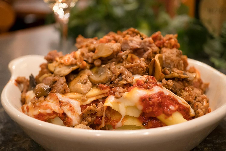 Supreme Lasagna Image