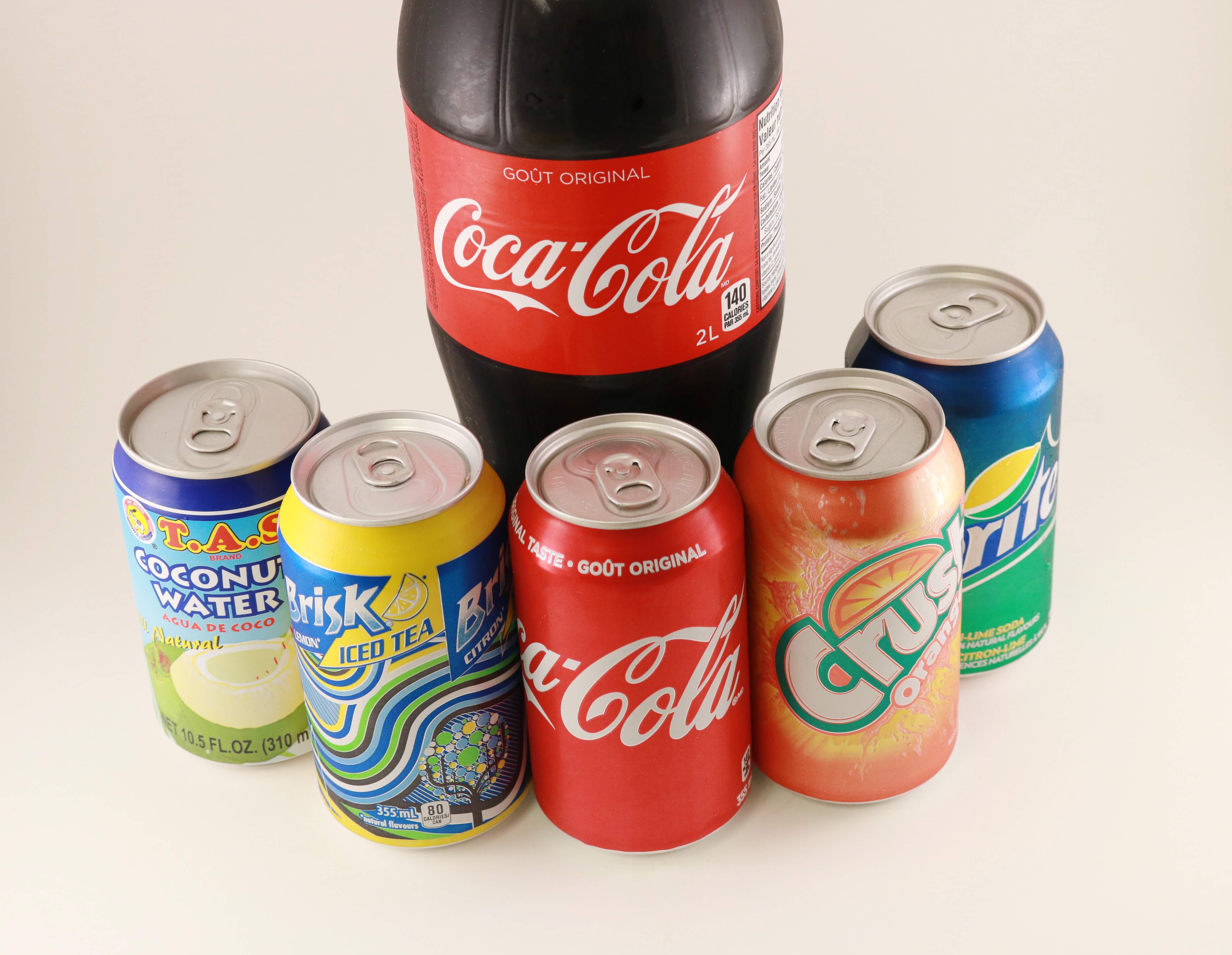 2 Liter Coke Image