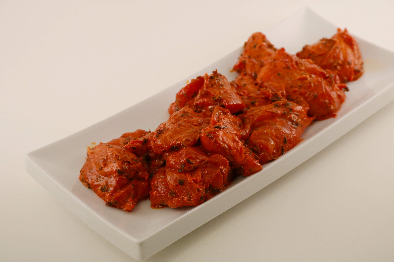 Raw Marinated Chili Chicken Image