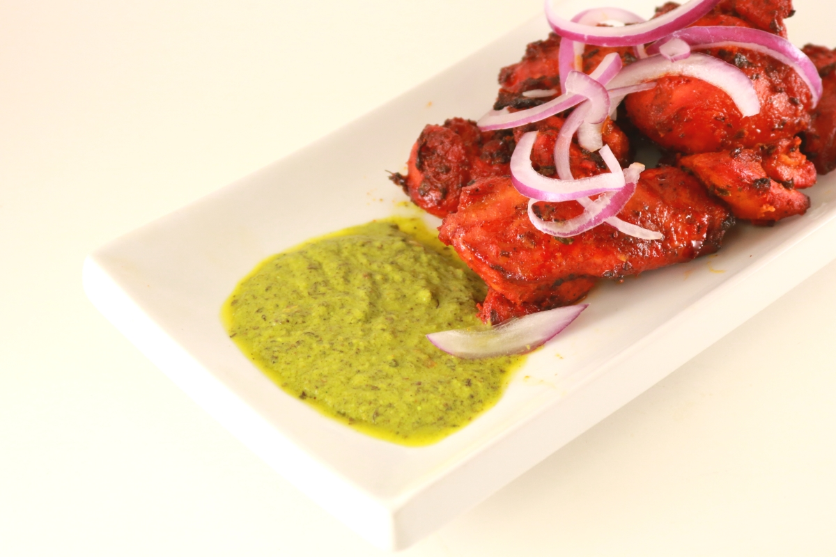 Cooked Chilli Chicken Image