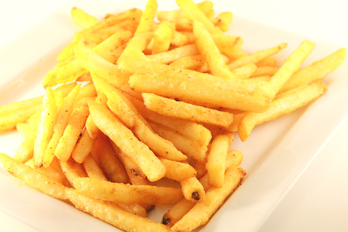 Masala French Fries Image