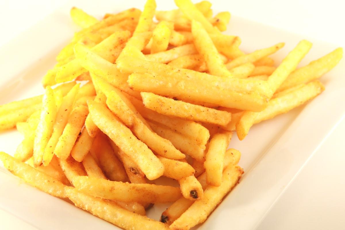 Masala French Fries Image