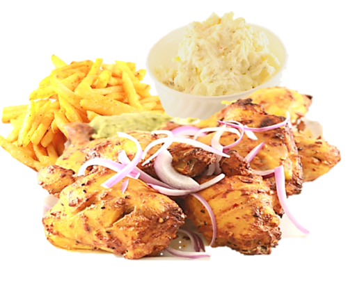 8 Pcs Mix Grilled Chicken (2 lbs)