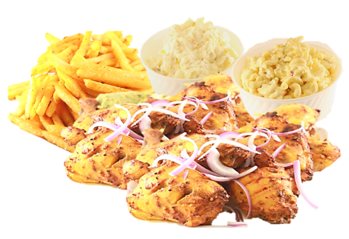 12 Pcs Mix Grilled Chicken (3 lbs) Image
