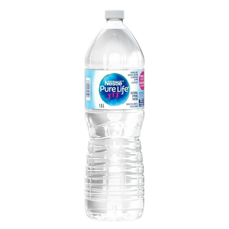 Bottle Water Image