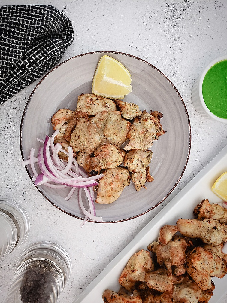 Cooked Malai Tikka Image