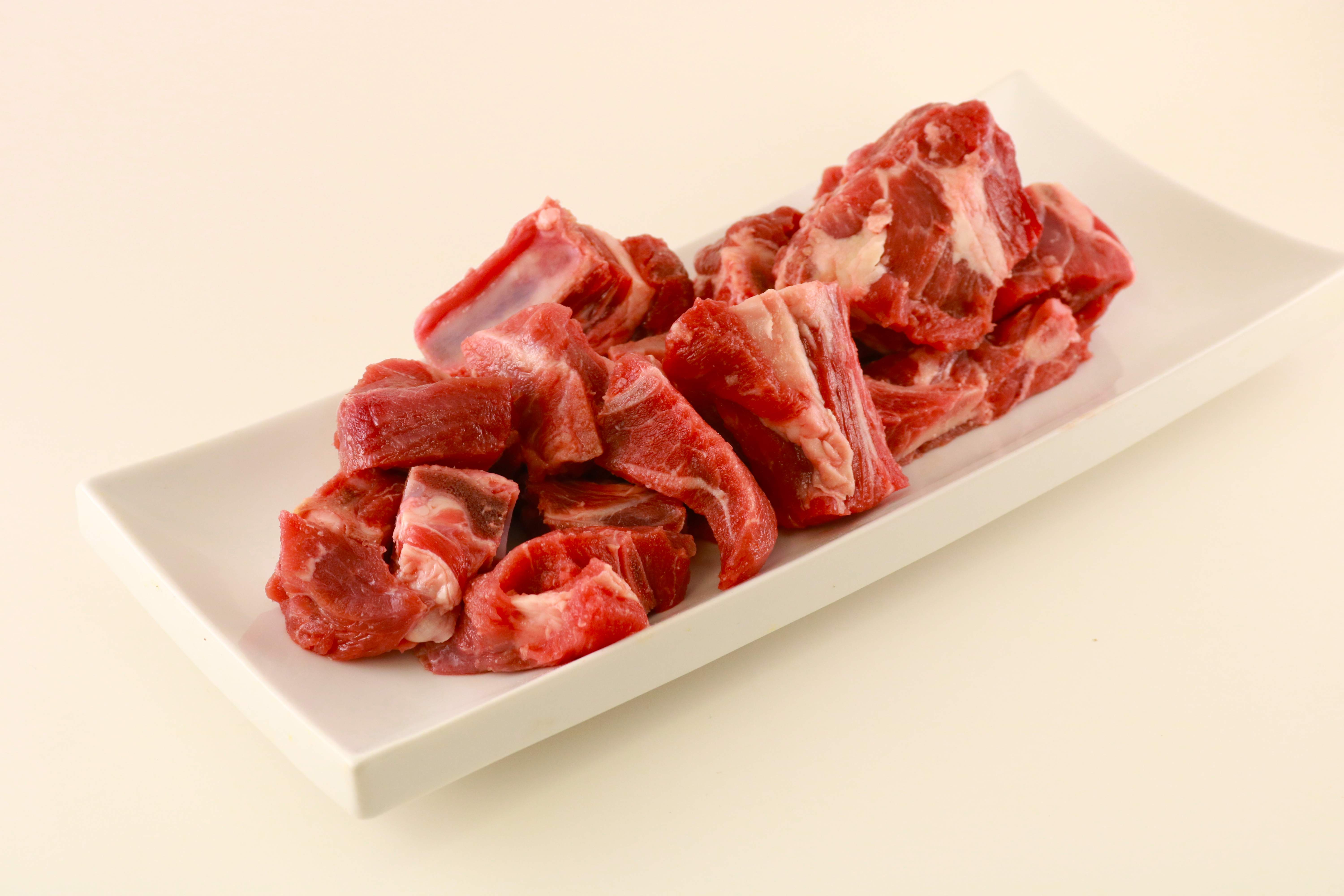 Raw Plain Lamb Mix Image