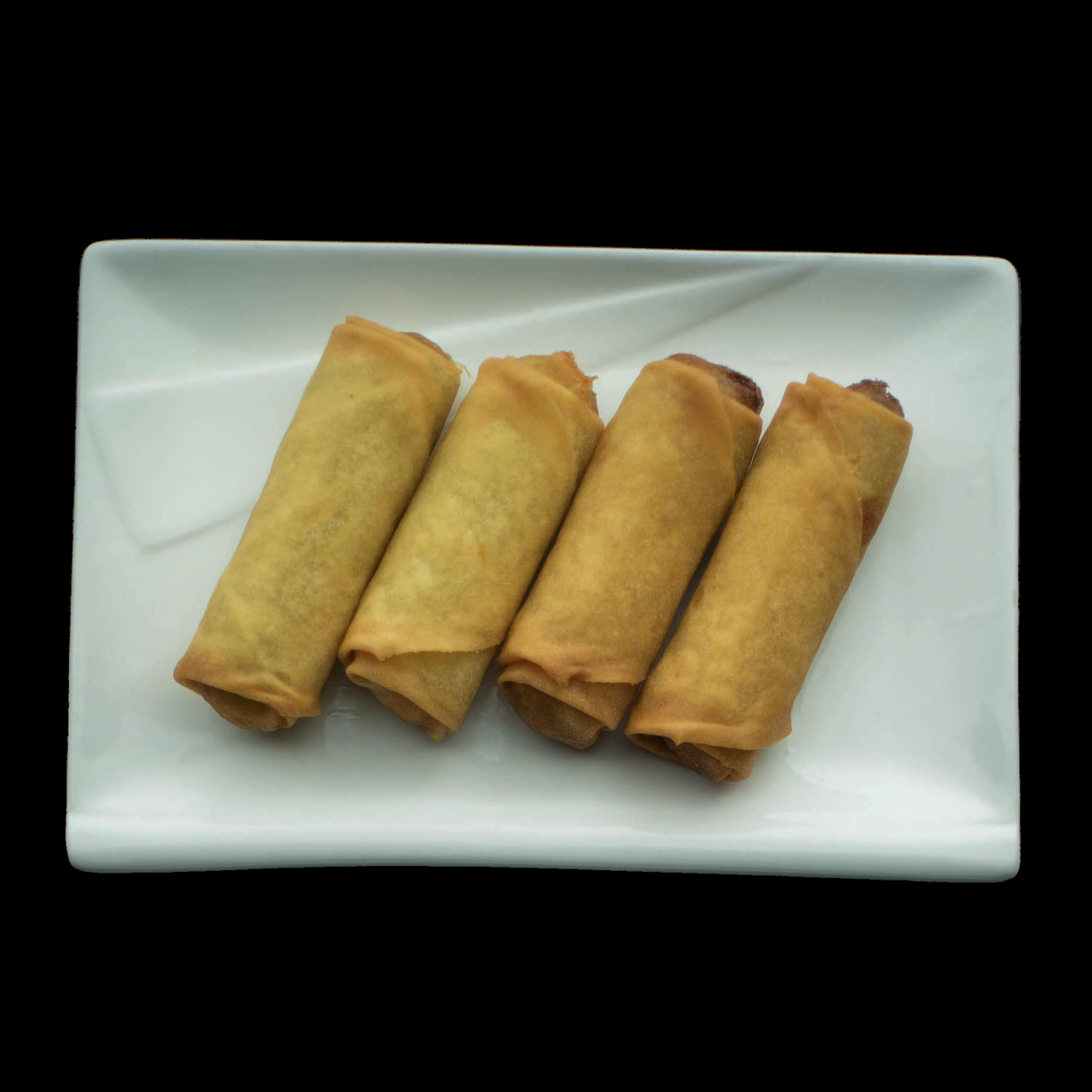 38. 素春卷 Vegetable Spring Rolls Image