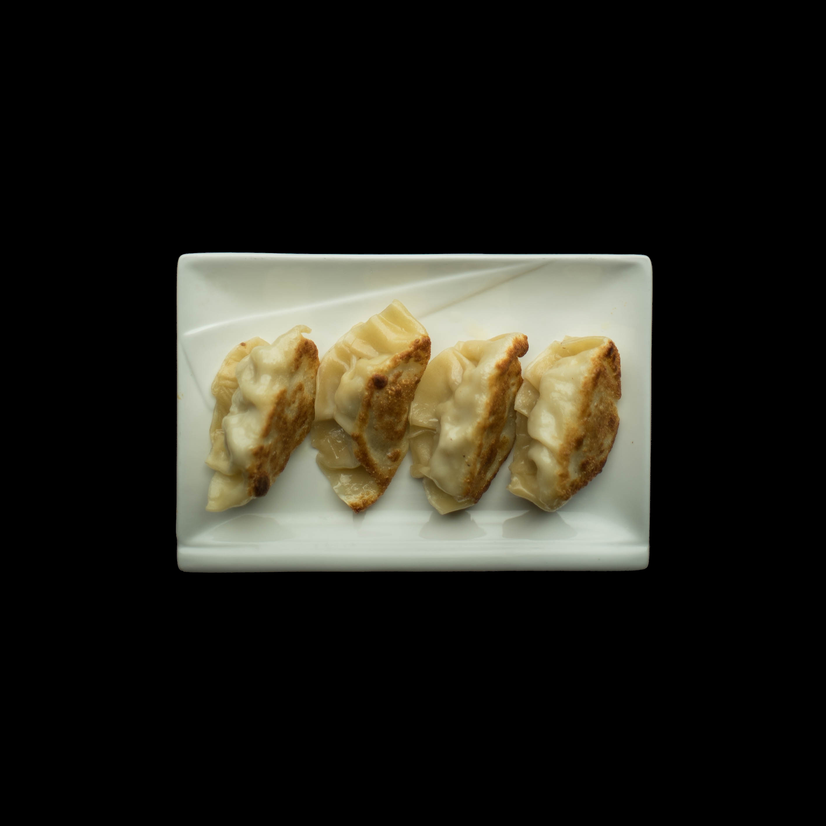 39. 生煎锅贴 Pan Fried Pot Stickers