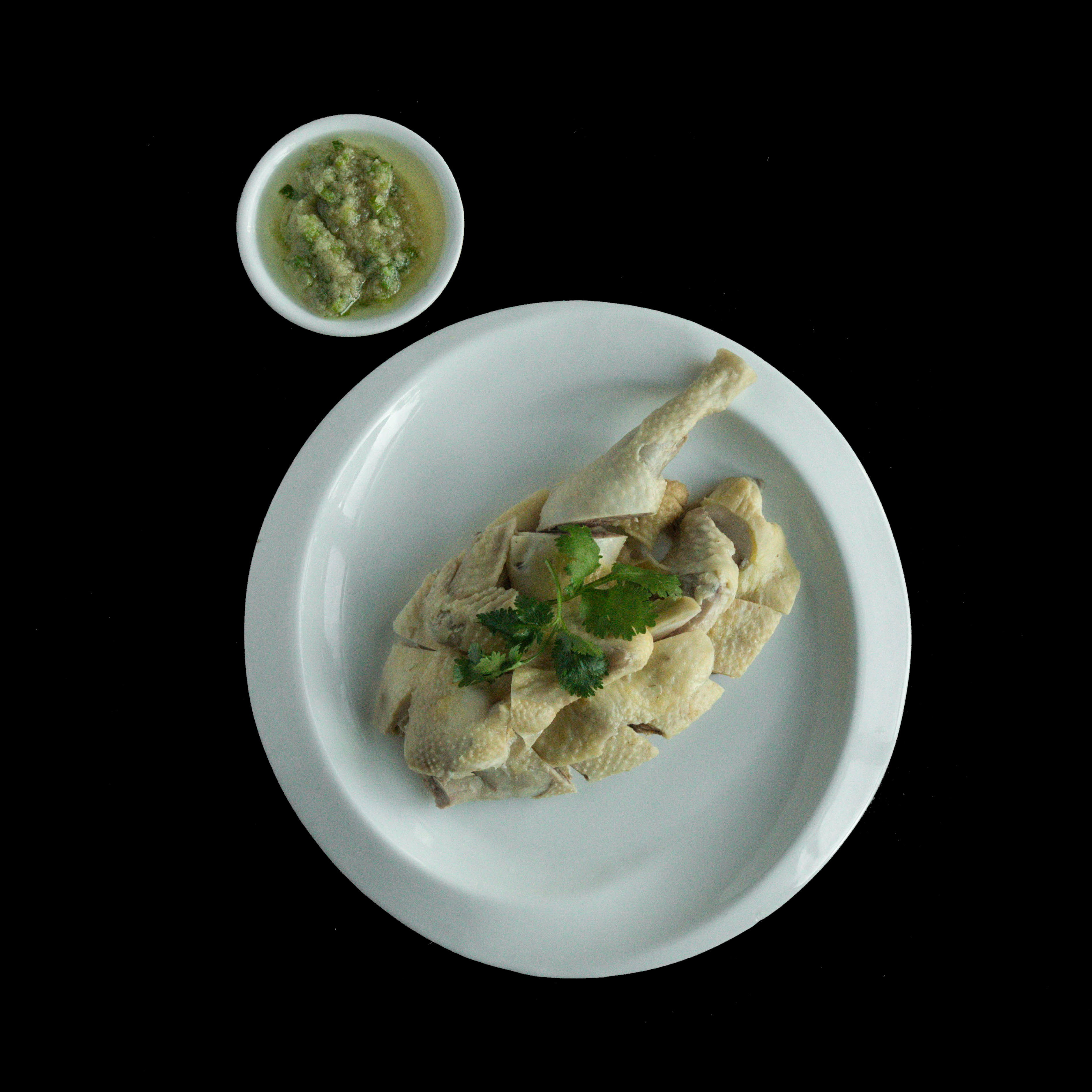 53. 白切鸡 Canton Style Poached Chicken Image