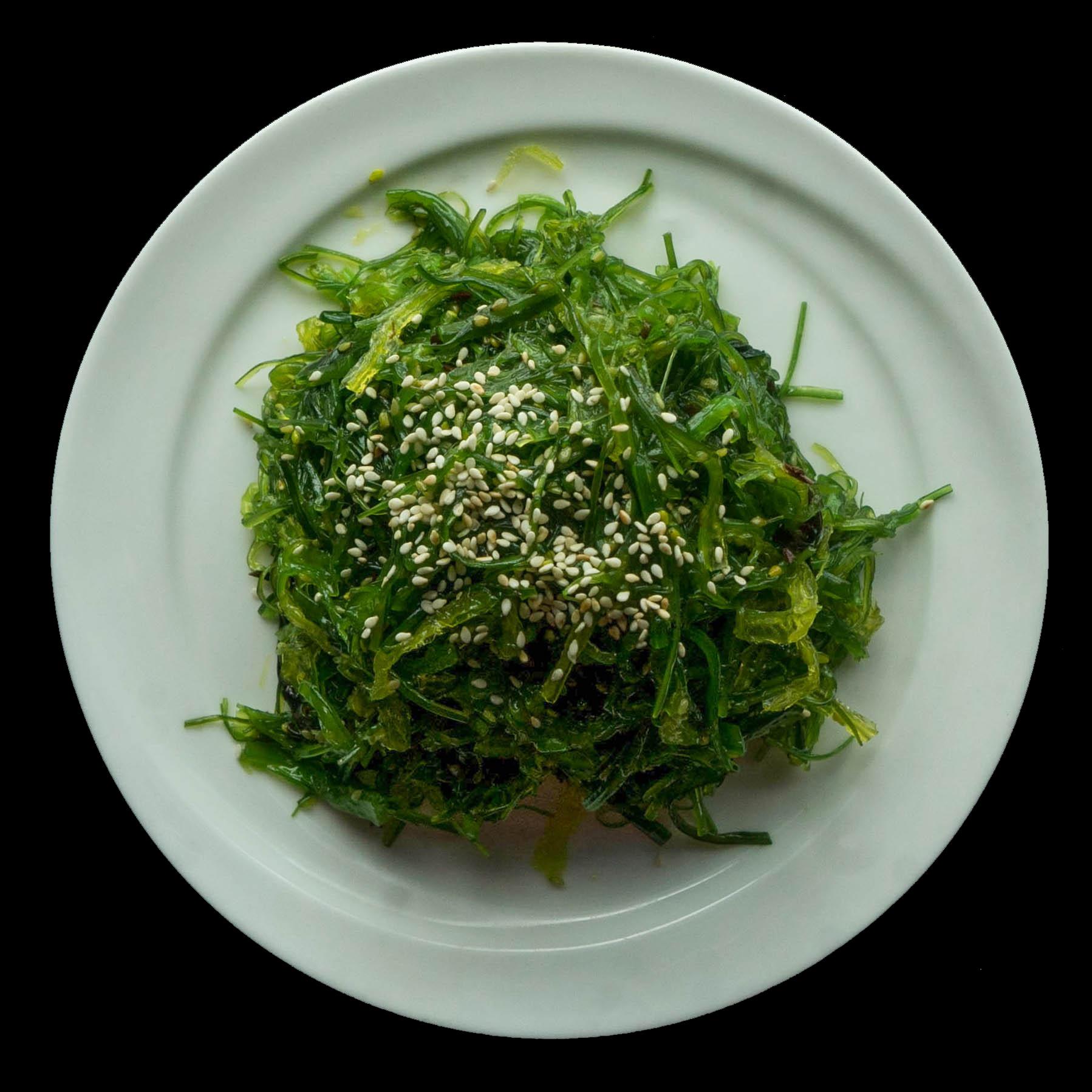 26. 凉拌海草 Seaweed Salad