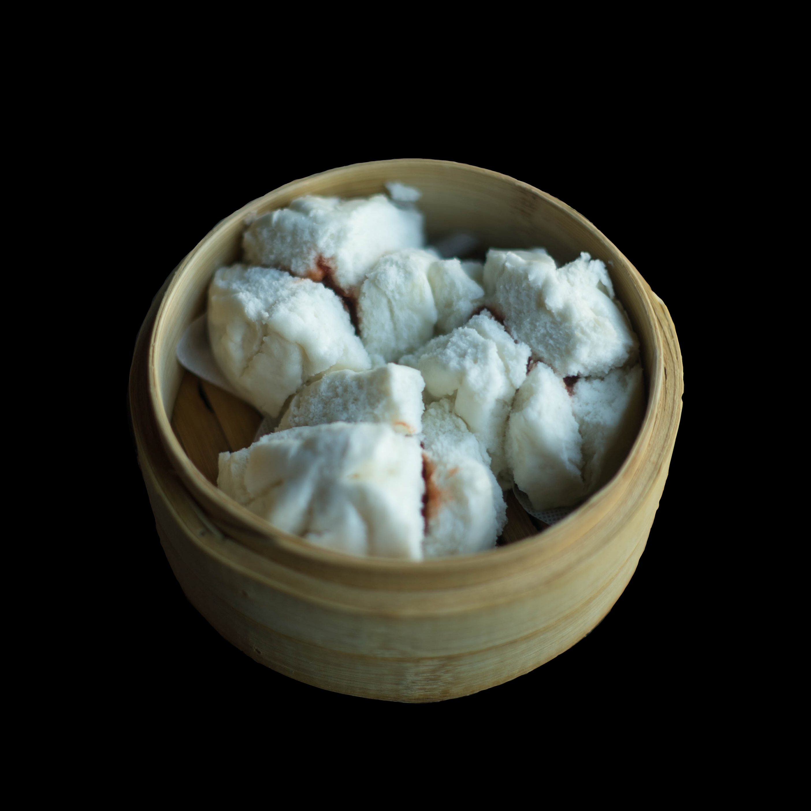 1. 蒸叉烧包 Steam BBQ Pork Buns Image