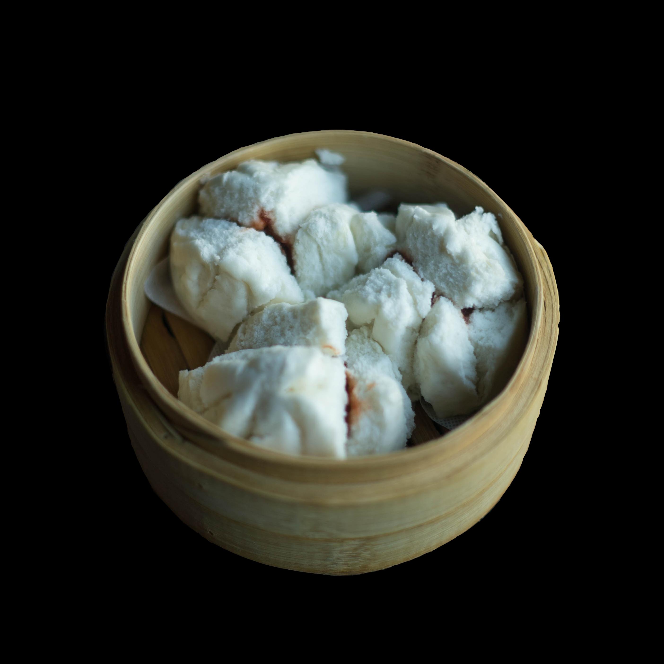 1. 蒸叉烧包 Steam BBQ Pork Buns Image