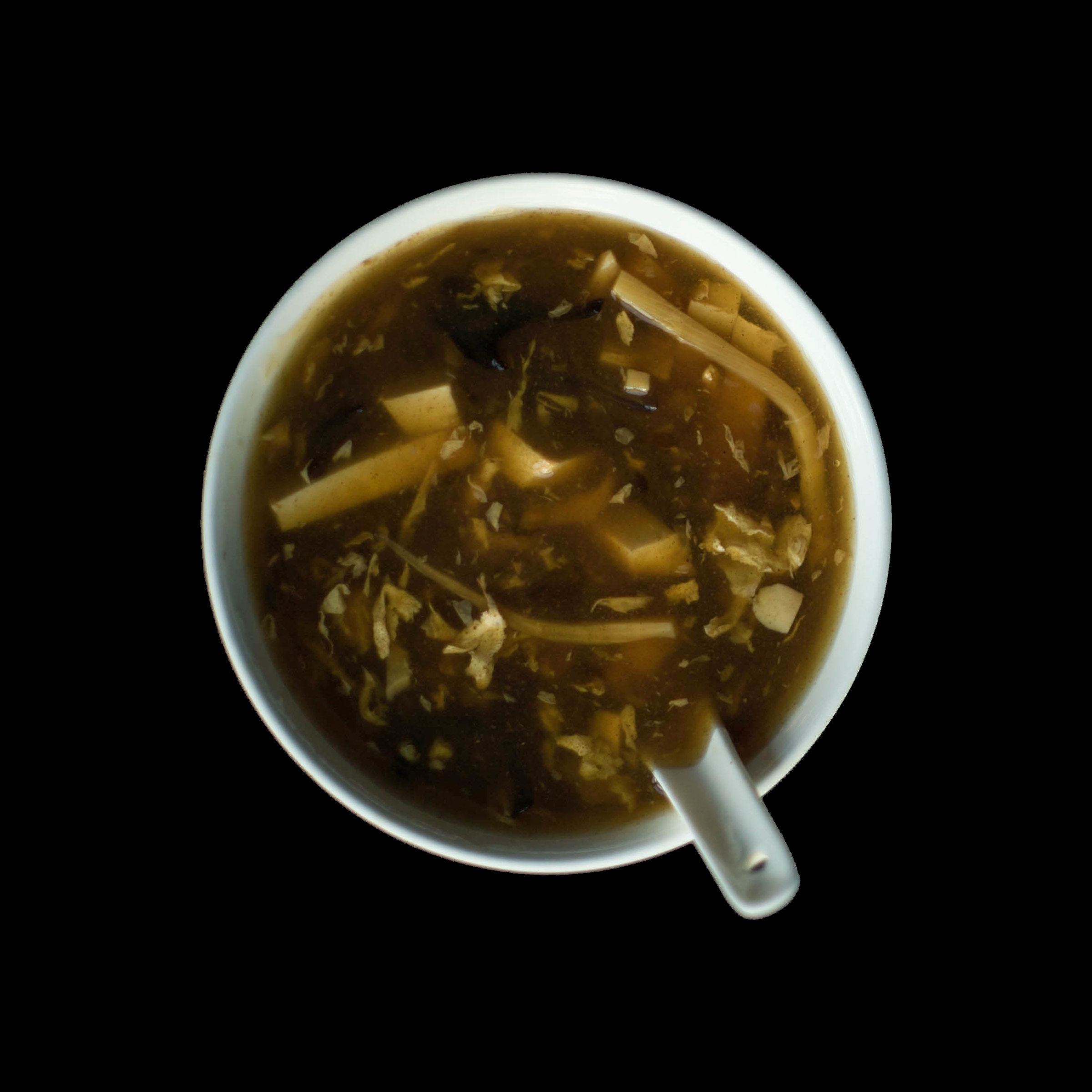 43. 酸辣汤 Hot & Sour Soup Image