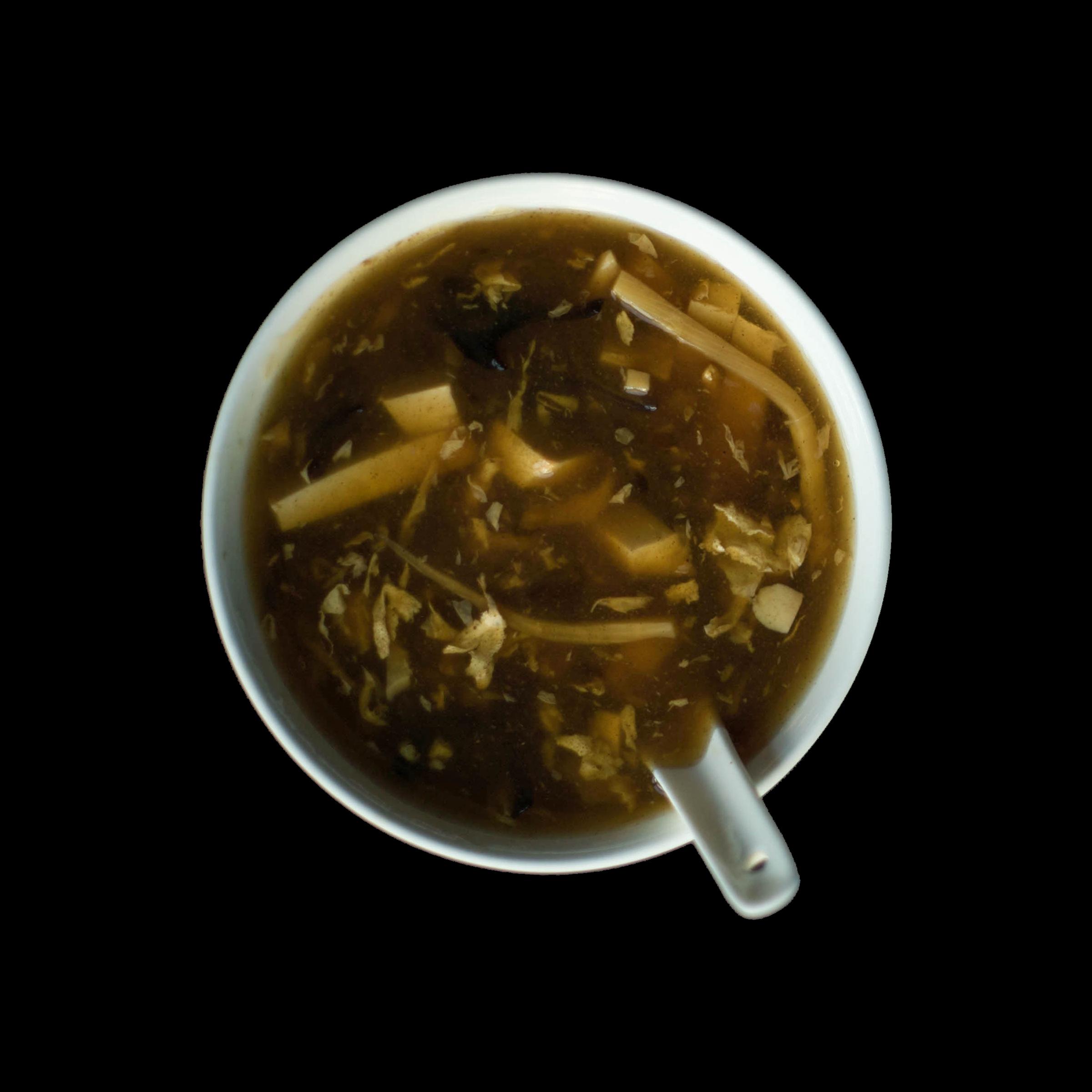 43. 酸辣汤 Hot & Sour Soup Image