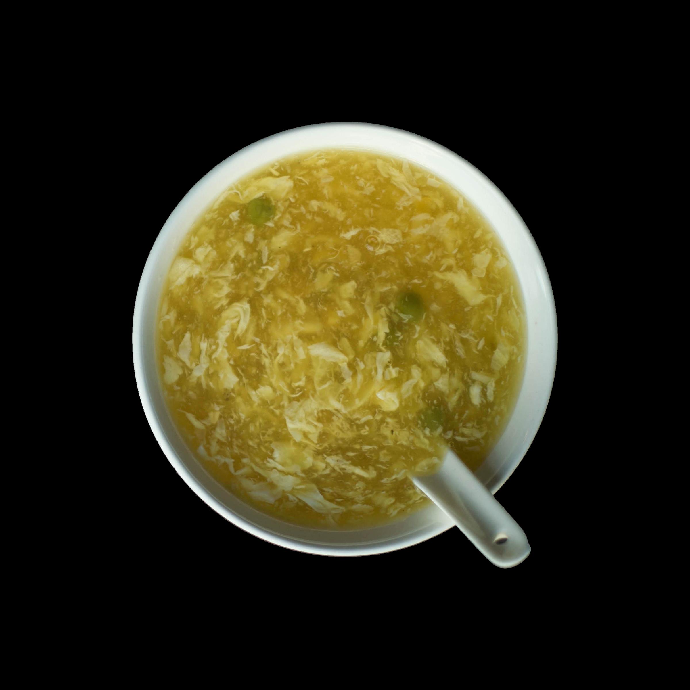42. 蛋花汤 Egg Flower Soup Image
