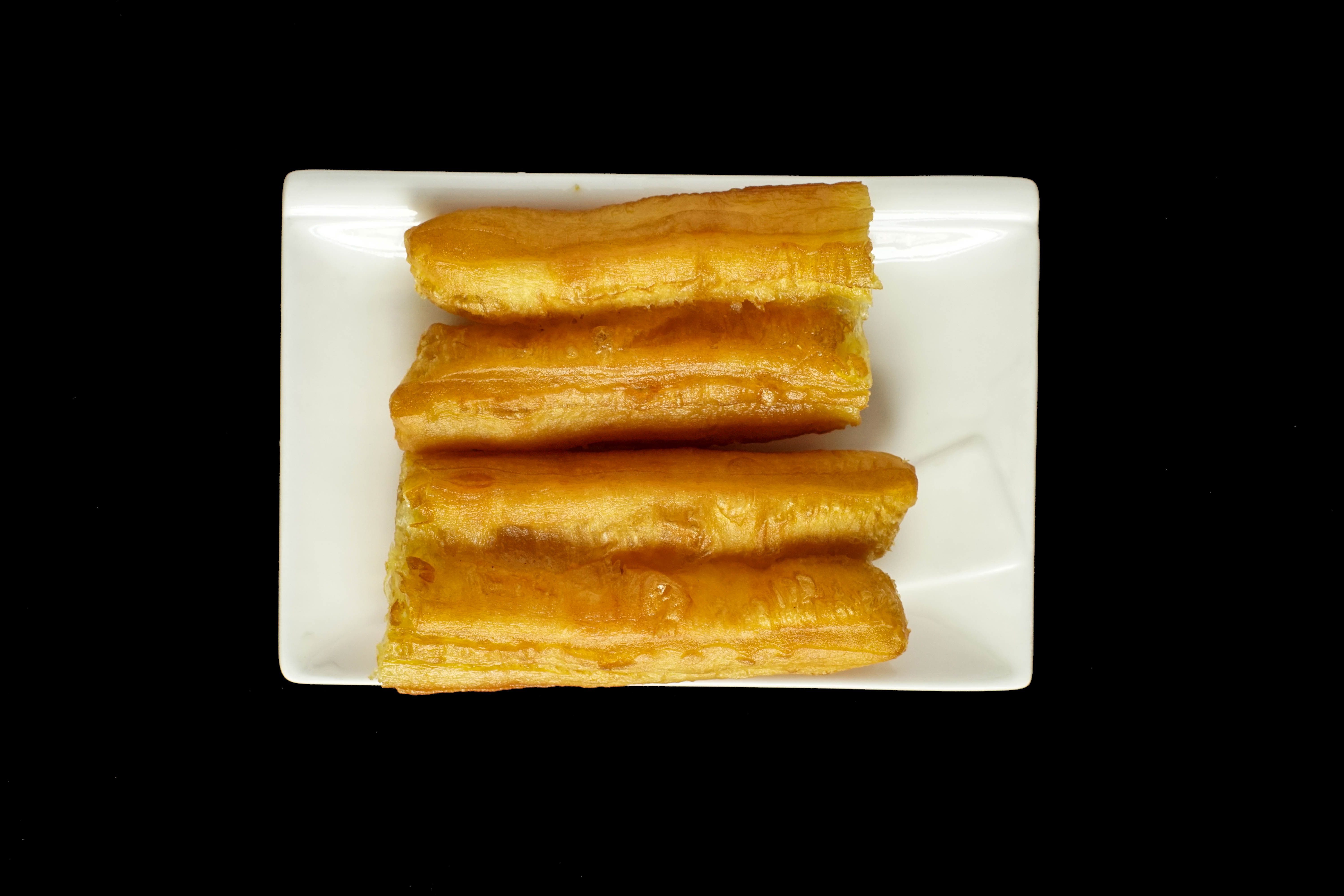 113. 油条 Fried Bread Image