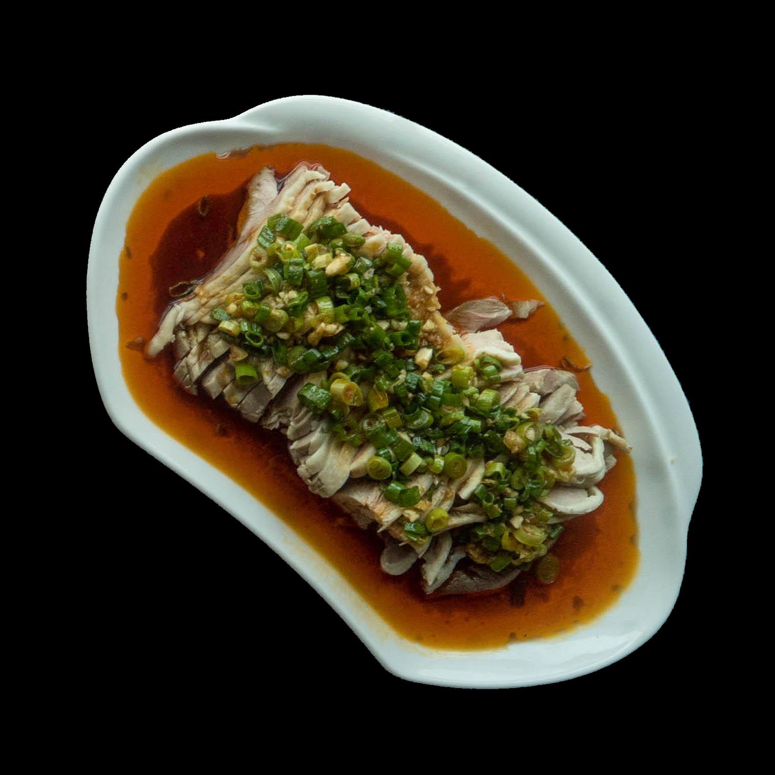 28. 口水鸡 Szechuan Style Chicken Thigh Image