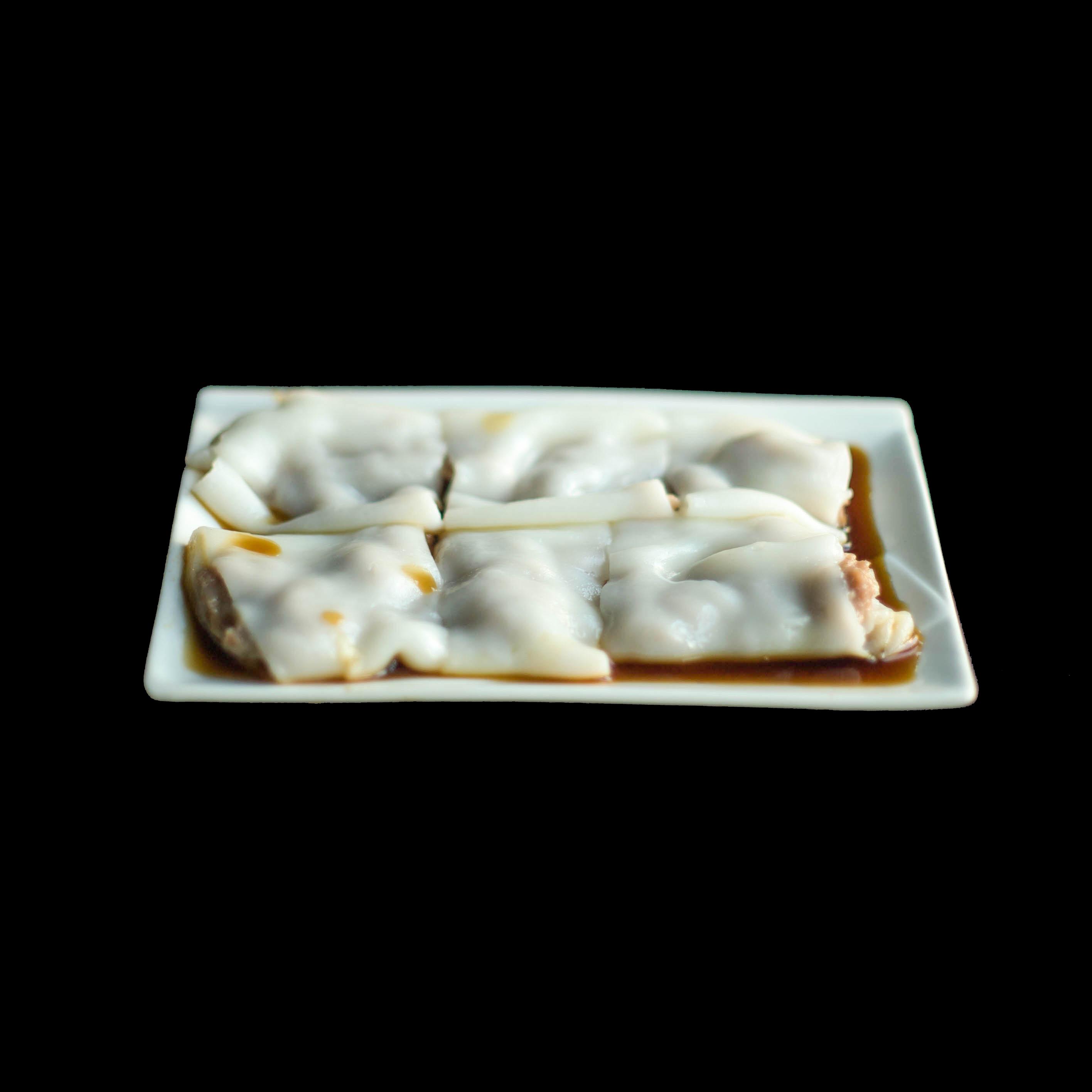 16. 叉烧拉肠粉  BBQ Pork Rice Noodle Roll Image