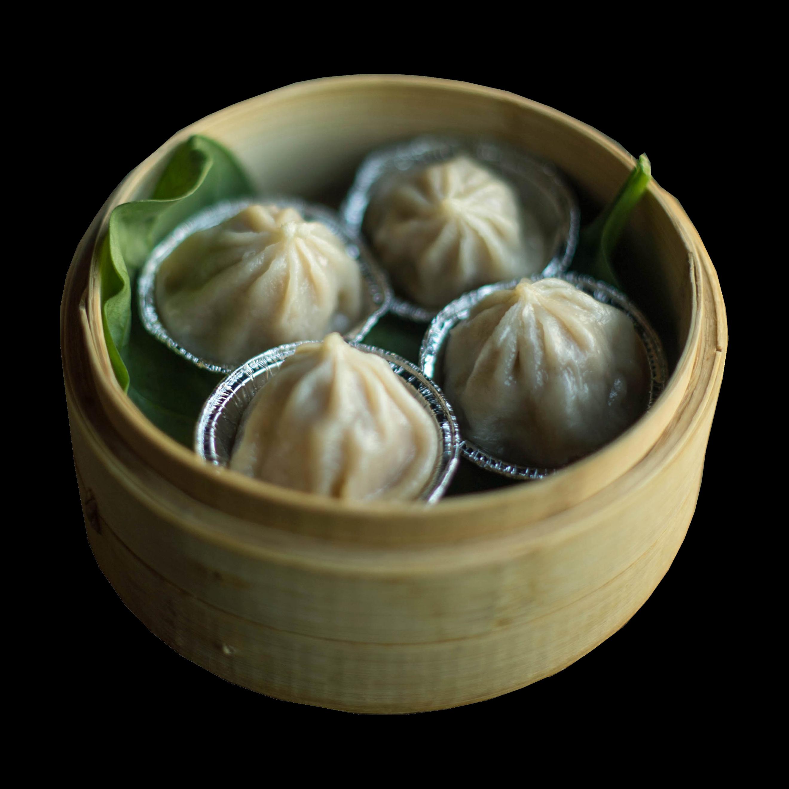 3. 小笼包 Shanghai Soup Dumplings