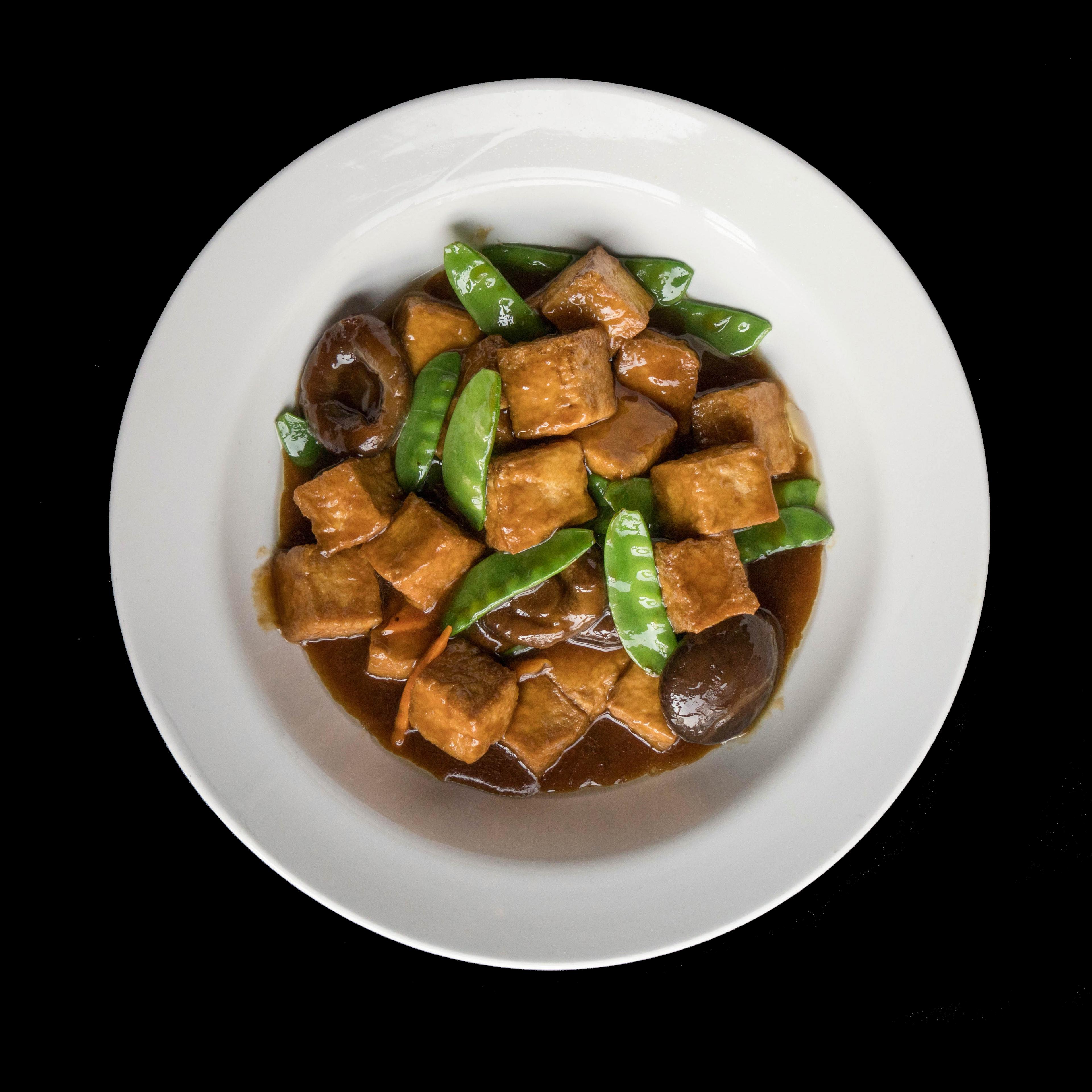 70. 红烧豆腐 Braised Tofu Image
