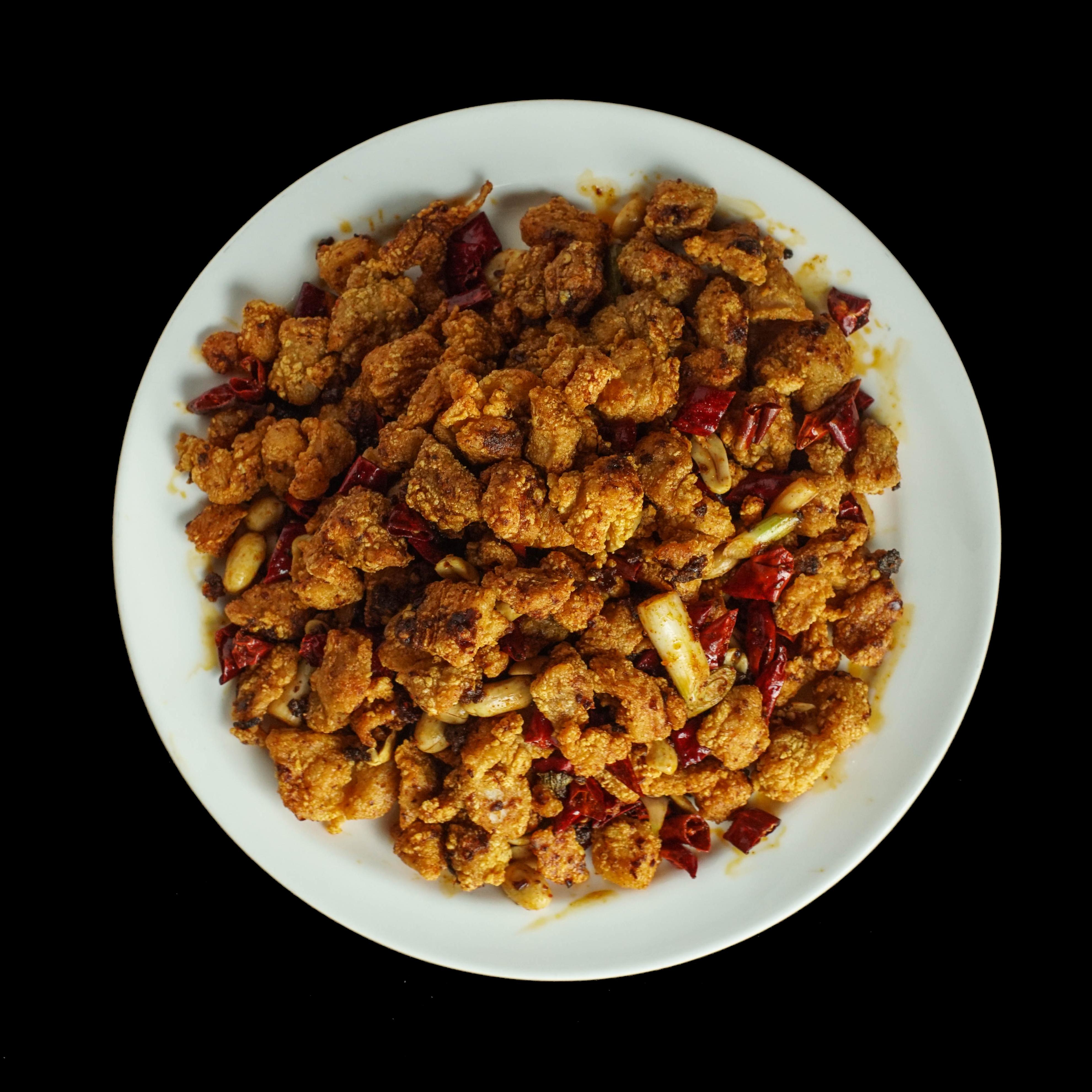 85. 干爆辣子鸡 Hot Chili Popcorn Deep Fried Chicken Image