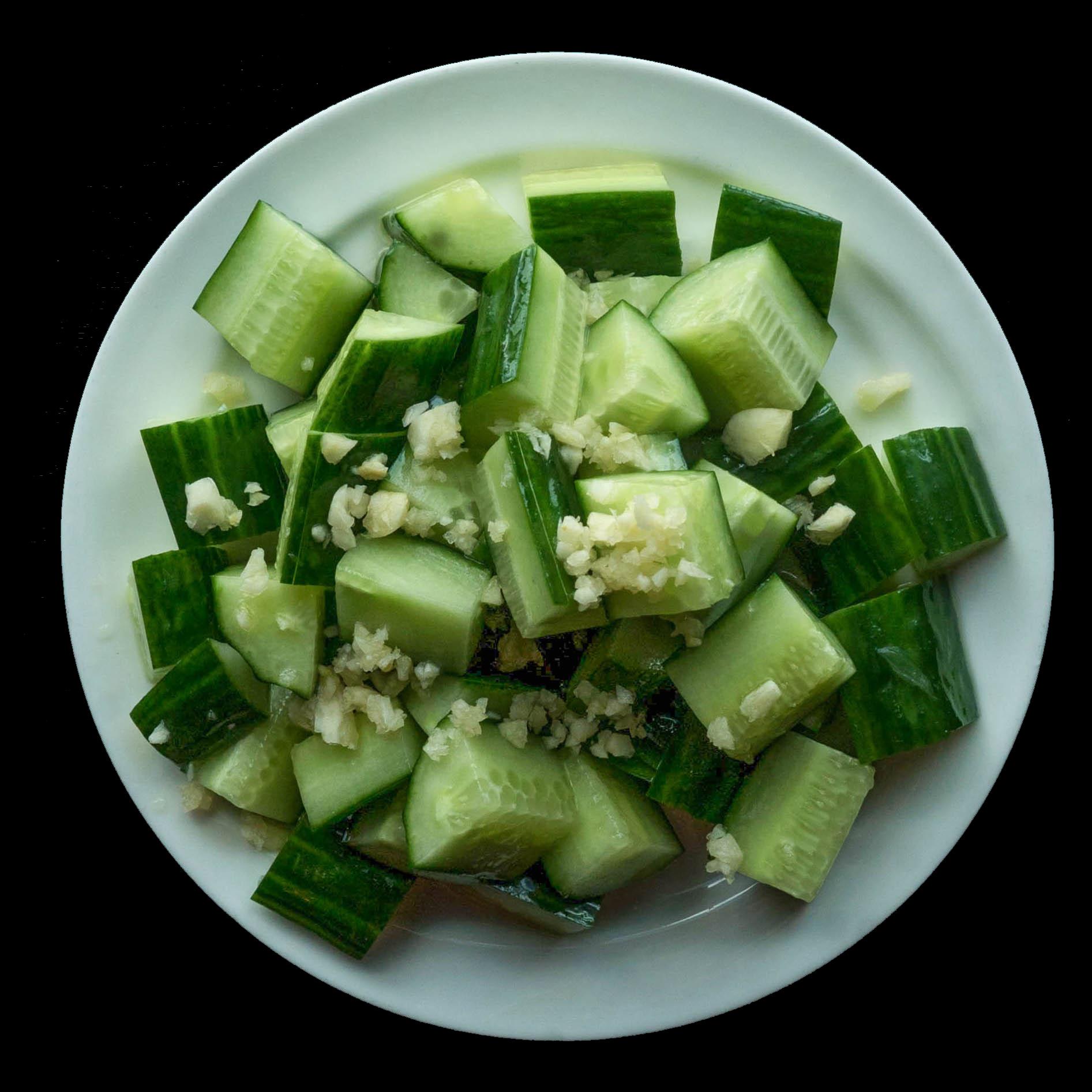24. 凉拌黄瓜 Cucumber Salad Image