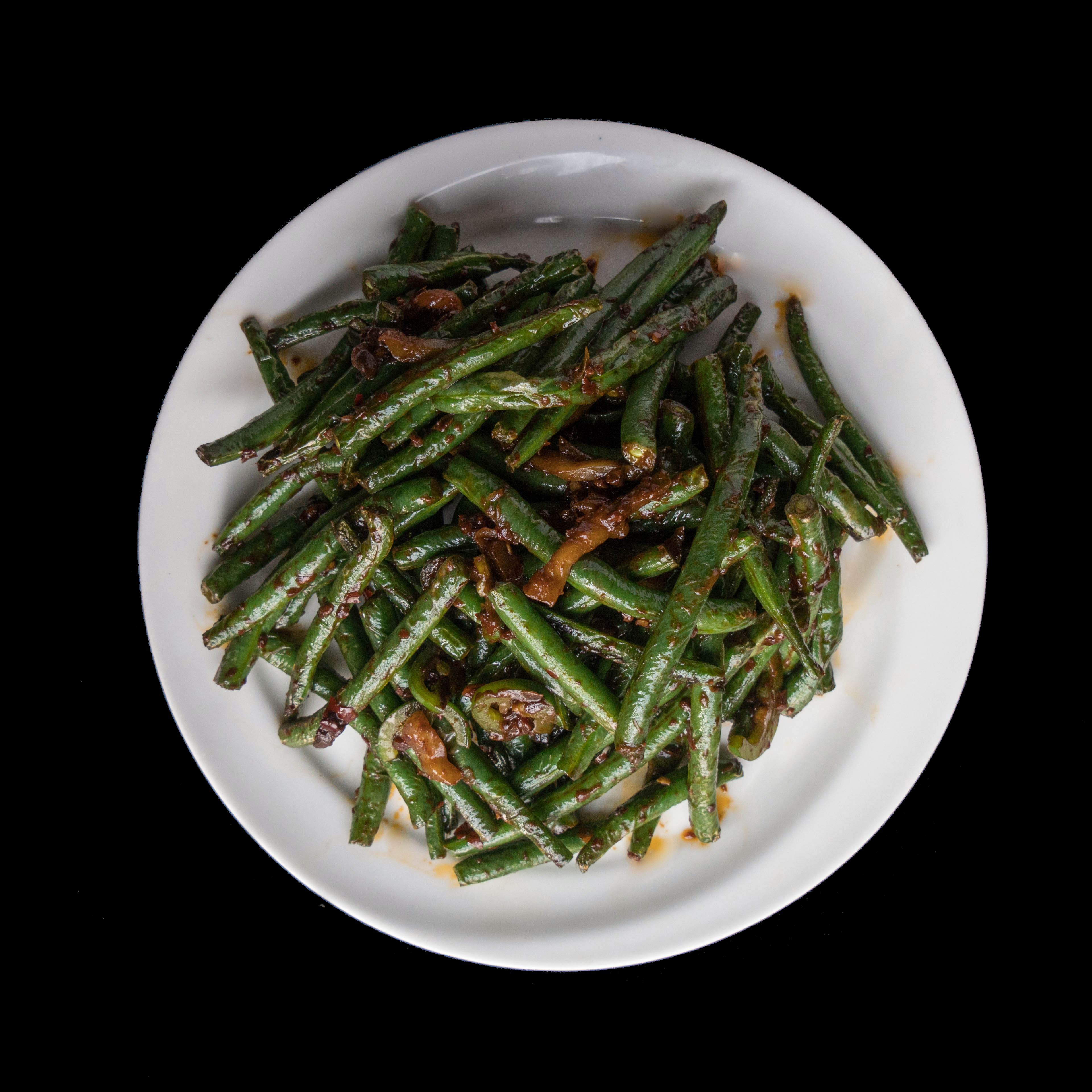 63. 干煸四季豆 House Special Green Beans