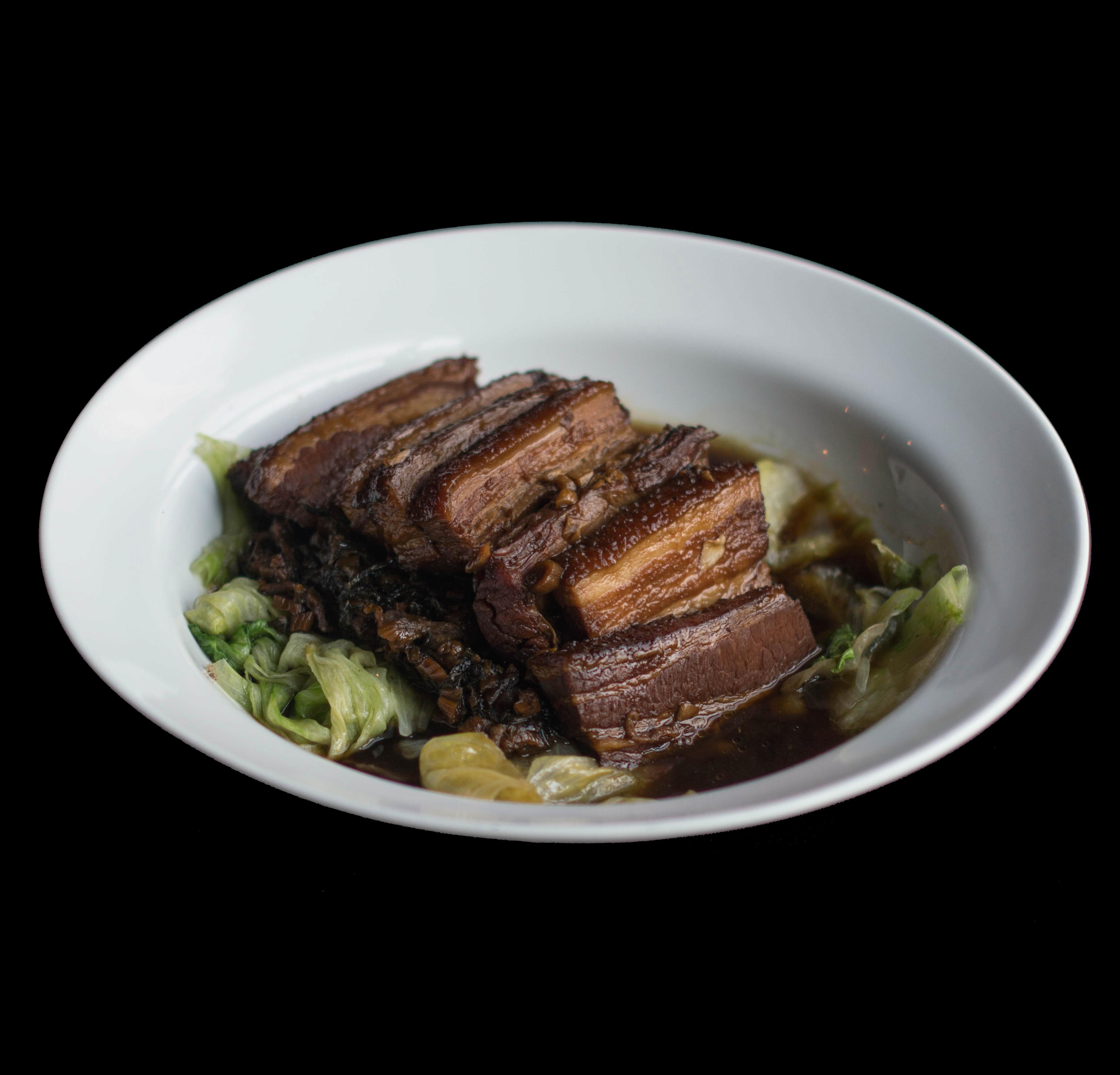 90. 梅菜扣肉 Mui Coy Braised Pork Belly Image