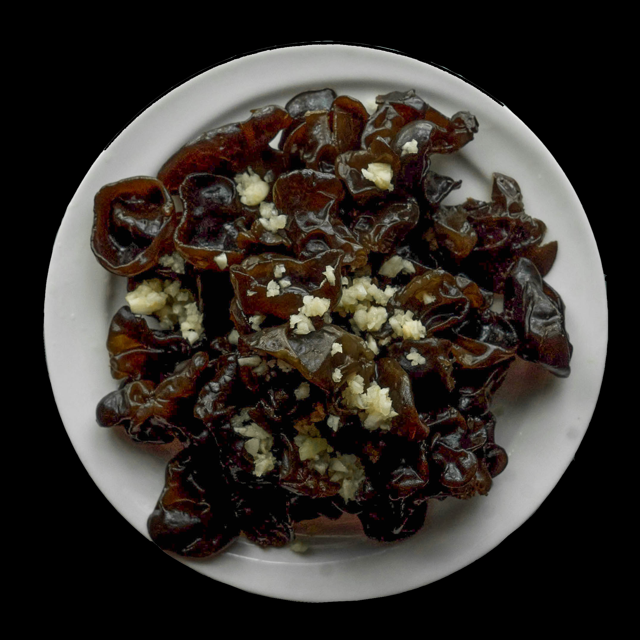 27. 凉拌木耳 Black Fungus Salad Image